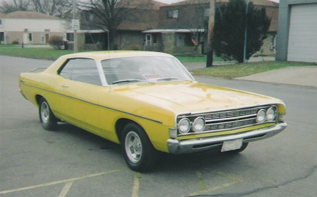 1968 ford fairlane 500 collector cars for sale in ohio classic cars for sale classic cars. Black Bedroom Furniture Sets. Home Design Ideas
