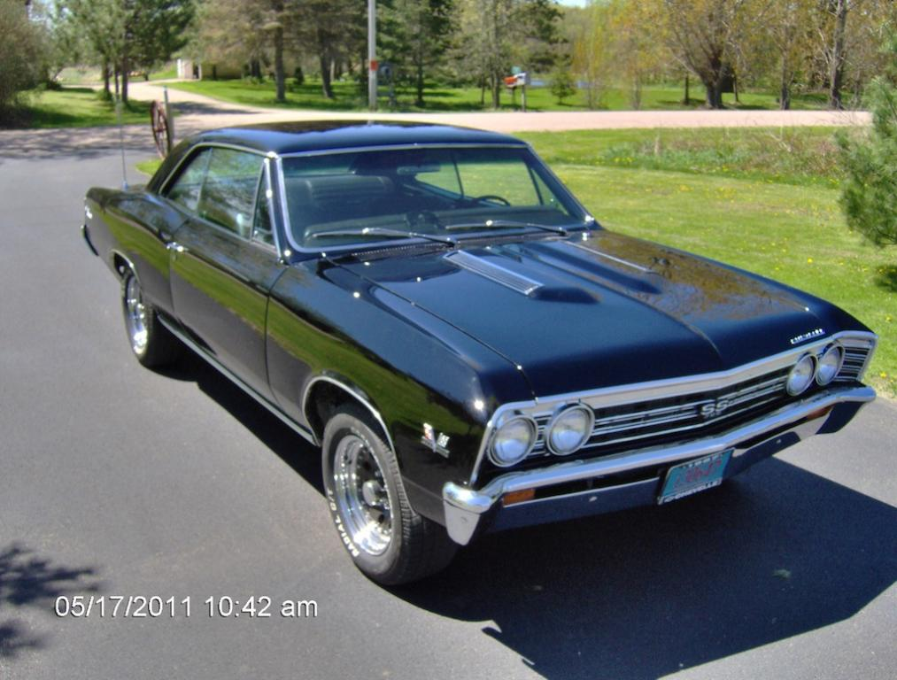 67 Chevelle Ss For Sale