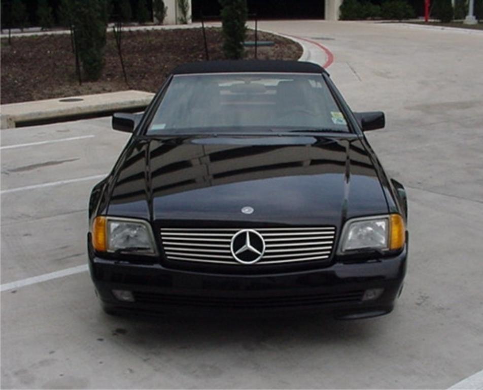1992 Mercedes Benz 500sl For Sale