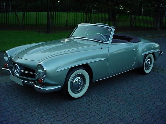 1962 Mercedes Benz Sl Class For Sale