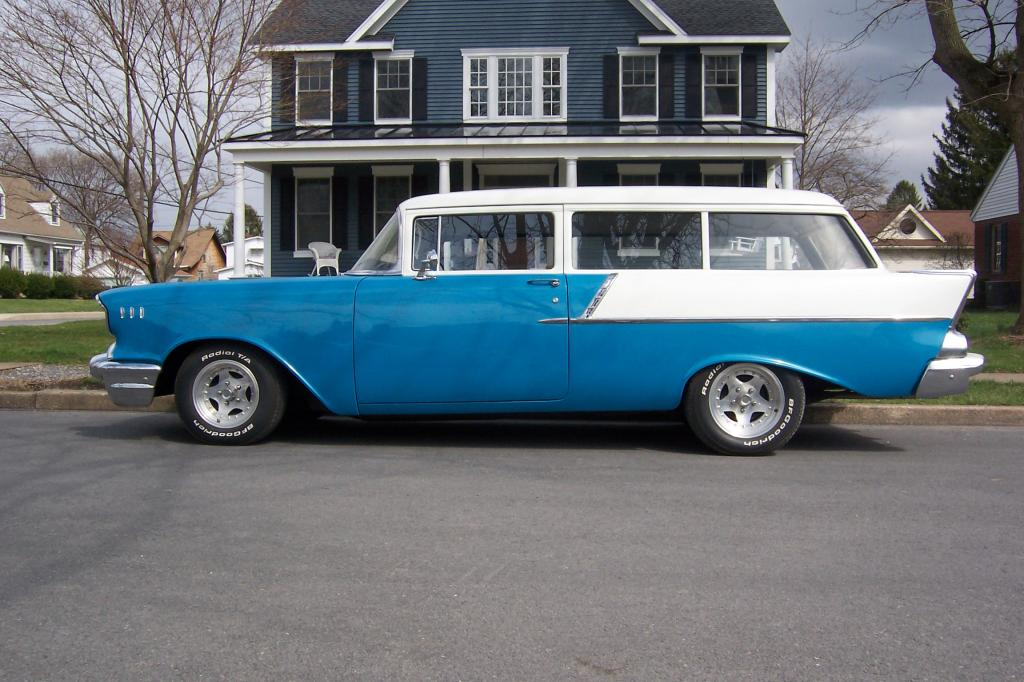 1957 chevrolet 150 2 door handyman wagon for sale for 1957 chevy 4 door wagon for sale