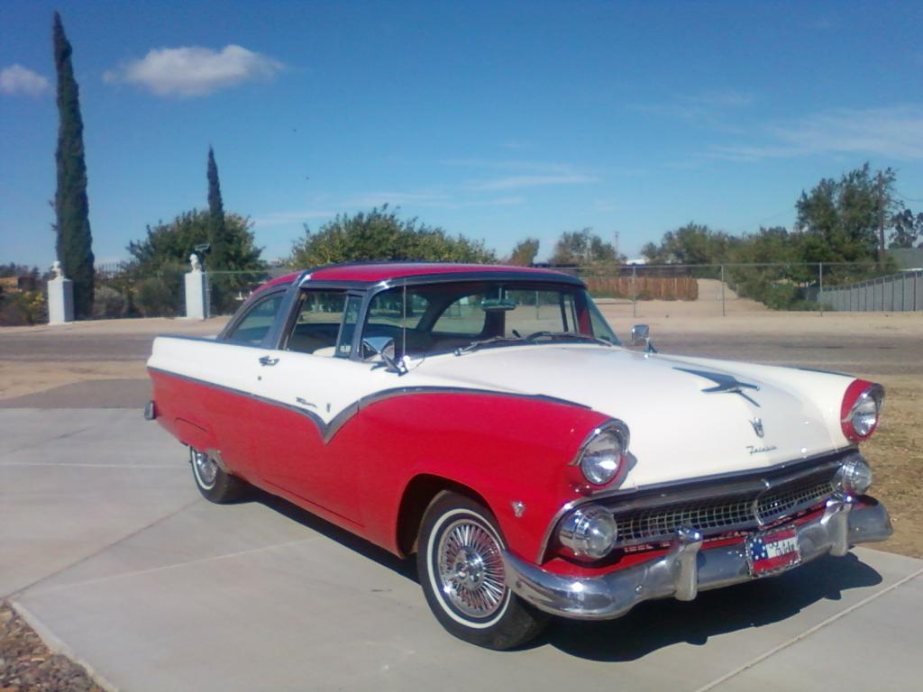 1955 ford fairlane crown victoria for sale. Cars Review. Best American Auto & Cars Review