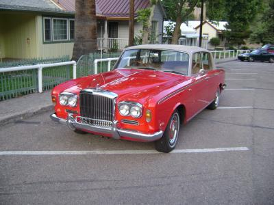 1968 Bentley SHADOW S1
