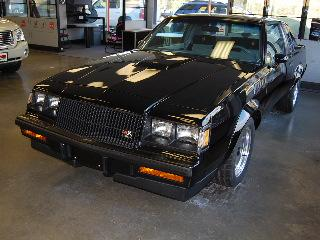 1987 Buick GNX - Never Titled