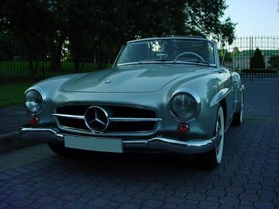 1962 Mercedes-Benz SL-Class