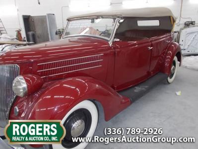 Classic Cars at Auction