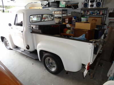 1954 Ford F 100 Truck