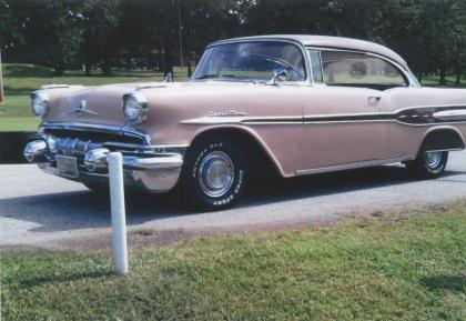 1957 Pontiac Chiefton 2 Door Hard Top