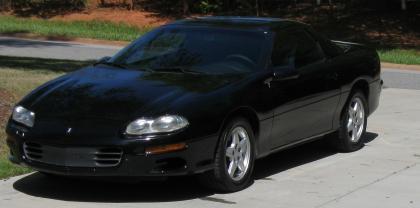 1998 Chevrolet Camaro Z28 M6 1LE