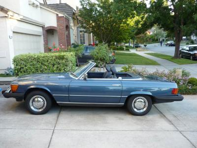 1984 Mercedes 380Sl Convertable $10K/OBO