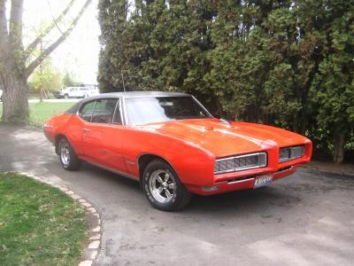 1968  GTO ......A STEAL!!!