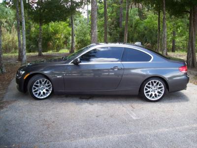 2007 BMW 3-Series 2DR CPE 328I,  6 Spd, Sport and Premium Packages