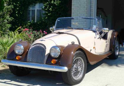 1996 Morgan 4/4 Roadster