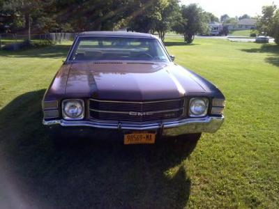 1969 1970 1971 1972 GMC Sprint El Camino