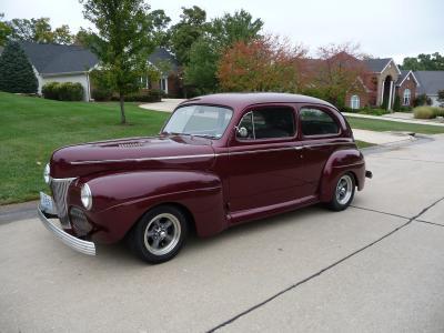 1941 Ford 2 sedan