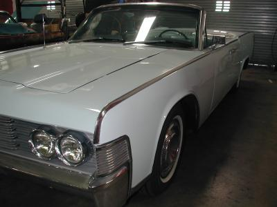 1965 Lincoln Continental Convertible - New Restoration - Must Sell!
