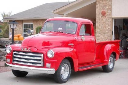 1954 GMC Half Ton Truck