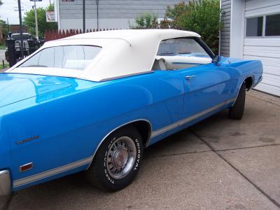 69 GT torino Convert RARE Car one of 277