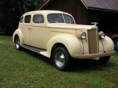 1938 Packard 1700 Touring Sedan W/ 302 V8