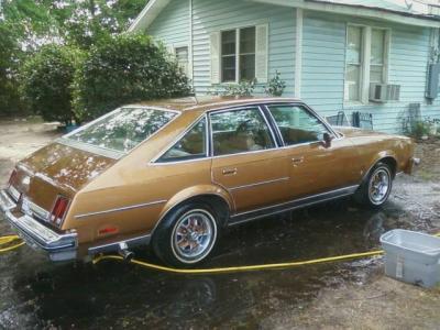 1979 Cutlass Salon 4Dr Sedan