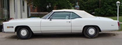 1976 Bicentennial Cadillac Eldorado