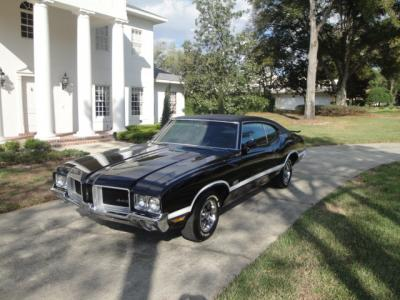 1971 OLDSMOBILE 442 2-DOOR HARD TOP