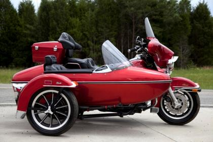 1991 Harley Davidson Electra Glide Classic with side car