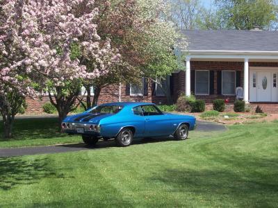 1972 Chevelle 350/350