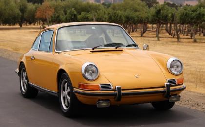 1969 Porsche 911 Coupe
