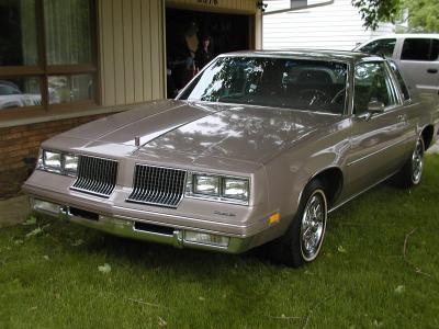 1983 Olds Cutlass Supreme
