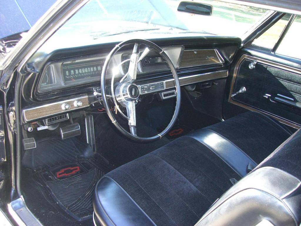 1966 Chevy Caprice For Sale